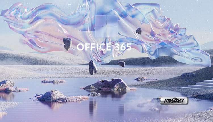 Microsoft Office 365 Redesign