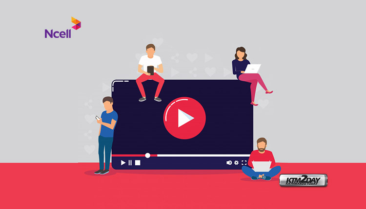 Ncell Nonstop YouTube Offer