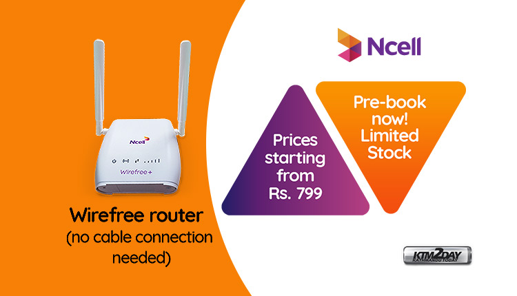 Ncell-Wirefree-Plus-Router