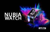 Nubia Watch with flexible 4 inch AMOLED screen and eSIM support launched