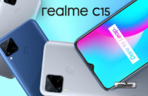 Realme C15 With Helio G35 SoC, Quad Cameras and 6,000mAh Battery Launched