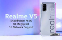 Realme V5 with SD-765, 48 Megapixel camera launching soon