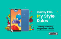 Samsung Galaxy M01s launched with 6.2-inch LCD and Helio P22 in Nepali market