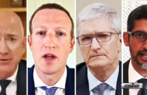 Tech Giant CEOs face grilling session with US Lawmakers