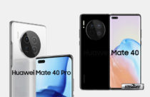 Huawei Mate 40 and Pro model leaks show large set of rear cameras