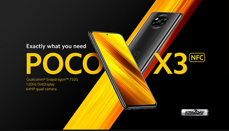 Poco X3 Price in Nepal