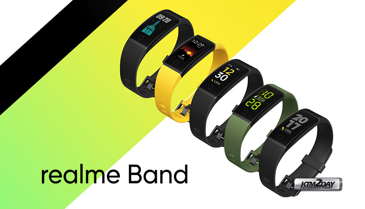 Realme Band Price in Nepal