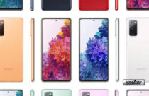 Samsung Galaxy S20 Fan Edition showcased from every angle