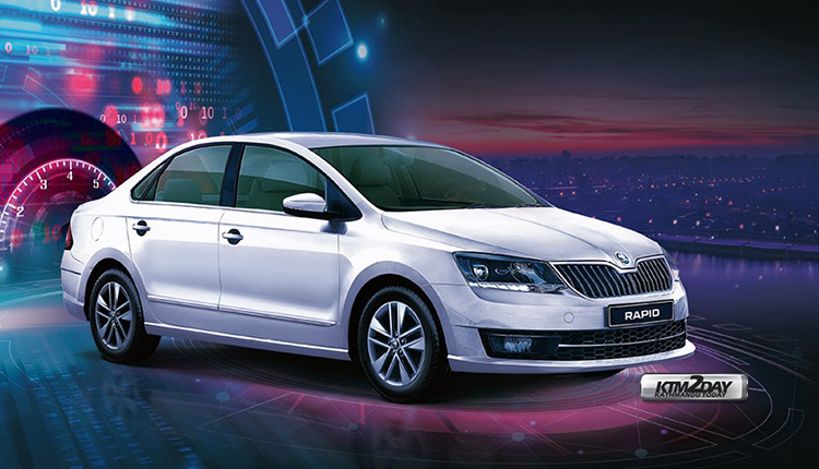 Skoda NEW RAPID 1.0 TSI