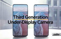 Xiaomi introduces third generation of concealed front cameras
