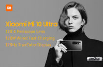 Xiaomi Mi 10 Ultra launched with 120x zoom camera and 120 W fast recharge