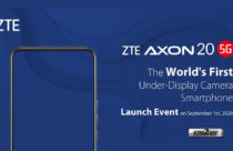 ZTE confirms world's first smartphone with Under-Display Camera