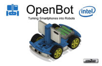 Intel researchers create robot using smartphone with components worth $50
