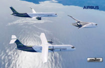 Airbus unveils future ZEROe concept aircrafts powered by hydrogen