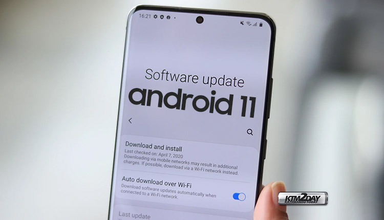 Android 11 Eligible Smartphones