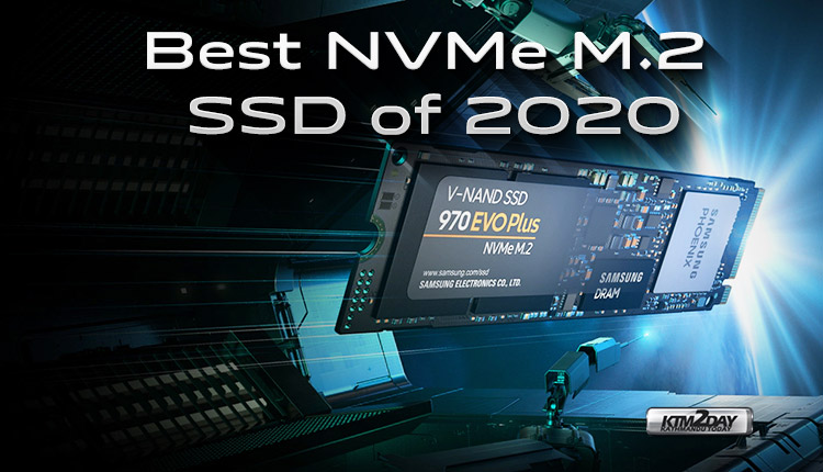 Best NVMe M.2 SSDs of 2020