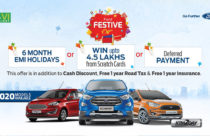 Ford Nepal launches Festive Offer 2020