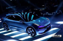 Geely unveils its first electric vehicle manufacturing platform