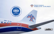 Himalaya Airlines secures ISO 9001:2015 certification