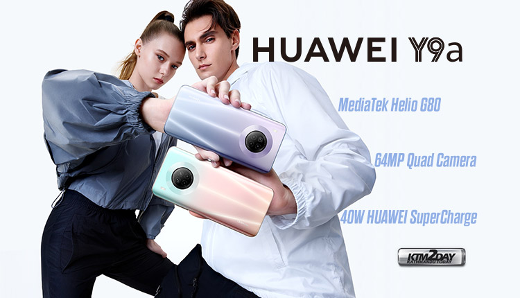 Huawei Y9a Price in Nepal
