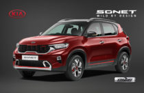 """Kia Sonet : An All-New Smart Urban Compact SUV """"Made-In-India"""""""