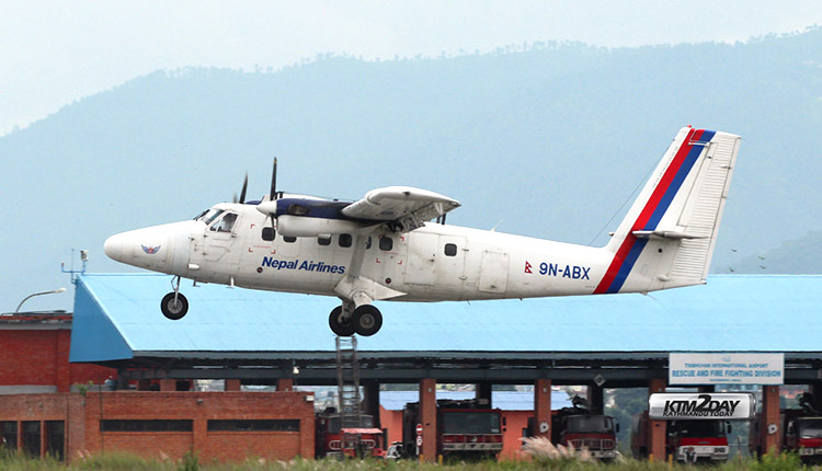 Nepal Airlines Domestic Aircrafts