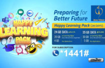 Nepal Telecom's Happy Learning Pack for all students at super cheap price