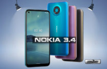 Nokia 3.4 launched with Snapdragon 460, Triple Cameras in Nepali market