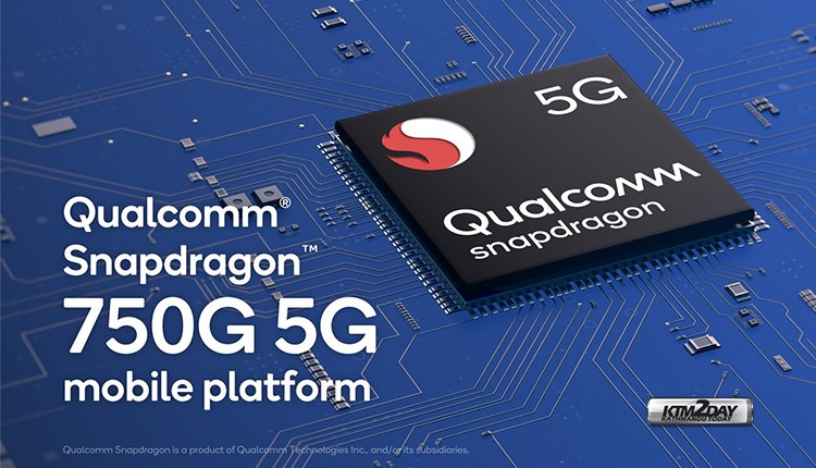 Qualcomm Snapdragon 750G announced