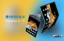 Royole FlexPai 2 launched with improved hinge, SD865 and Quad Cameras