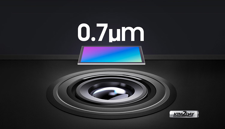 Samsung 0.7 micron ISOCELL