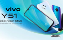 Vivo Y51(2020) With 48-Megapixel Quad Rear Cameras Launched