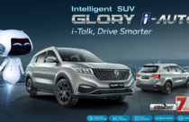 DFSK Glory i-Auto intelligent 7 Seater SUV launched in Nepal