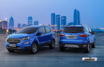 Ford EcoSport SE launched with unique tailgate design