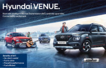 Hyundai VENUE 1.2 S+ and Hyundai VENUE iMT launched in Nepal