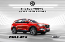 Morris Garage launches MG HS in Nepali market