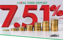 Nabil Bank offers highest 7.51% interest rate on fixed deposit account