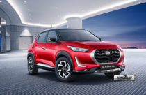 Nissan Magnite compact SUV launched in Nepali market