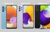 Samsung Galaxy A32, A52 and A72 launched in Nepali market