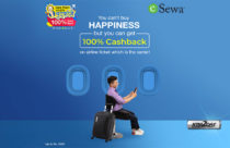 Esewa launches 100 percent cashback offer on airline ticket