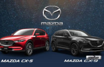Mazda CX-5 and CX-9 model launched in Nepali market