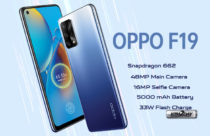 Oppo F19 with triple camera and 5000 mAh battery launched in Nepali market