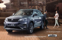 Proton's Intelligent SUV X70  launched in Nepali market