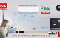 TCL Wi-Fi Enabled Air Conditioners launched in Nepali market