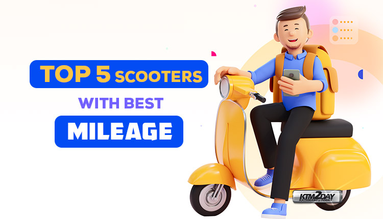 TOP 5 Scooter best mileage nepal