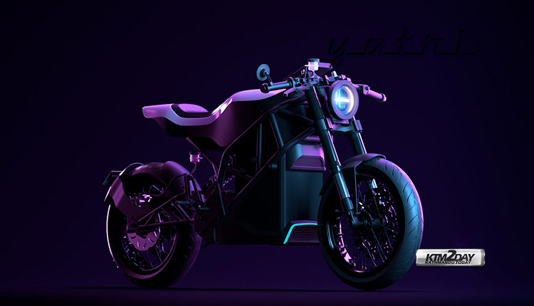 Yatri Electric Motorcycle Nepal