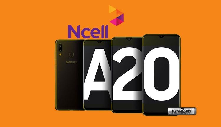 Ncell Win Smartphone