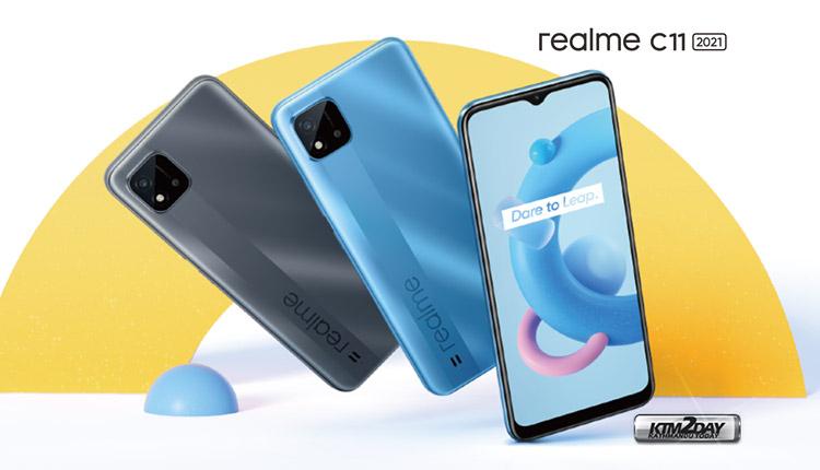 Realme C11 2021 Price in Nepal