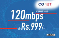 CG Net starts internet service offering 120 Mbps speed at just Rs 999