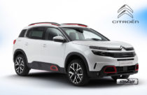 Citroen C5 Aircross SUV launched in Nepali market by Shangrila Motors